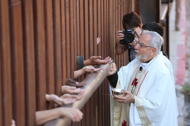 Faith Leaders and Groups Make the Moral Case for Immigration Reform