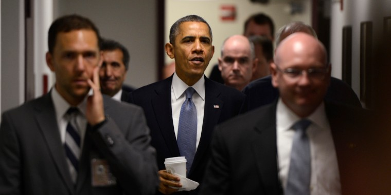 Obama Says No Negotiations Until Debt Ceiling, Funding Settled
